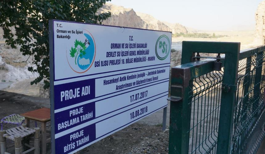 © Initiative to Keep Hasankeyf Alive