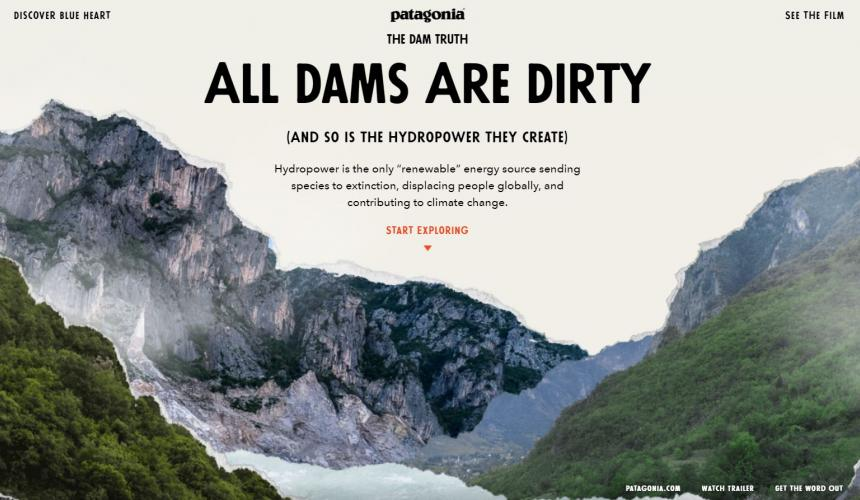 Learn the truth about dams on this platform