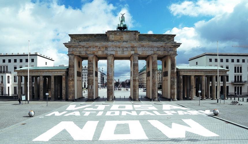 Brandenburger Tor in Berlin/Germany © Paul Buske