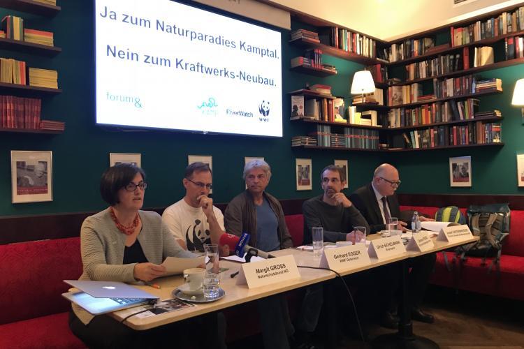 Pressekonferenz für das Kamptal © Matthias Schickhofer