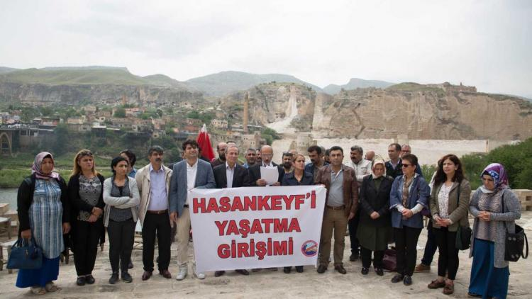 Global Sur and Hasankeyf Action Day in Hasankeyf