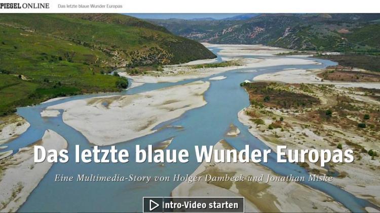 Quelle: http://www.spiegel.de/wissenschaft/uebermorgen/albanien-der-vjosa-fluss-ist-das-letzte-blaue-wunder-europas-und-in-gefahr-a-1146095.html