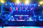 Mos ma prek Vjosën – Hands off Vjosa concert in Tirana about to start © Cornelia Wieser