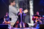Voice of Albania star: Marsela Cibukaj © Moris Rama