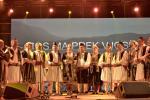 """Isopolyphonic group """"Grupi Polifonik Lunxhëria"""" from Gjirokastër © Moris Rama"""