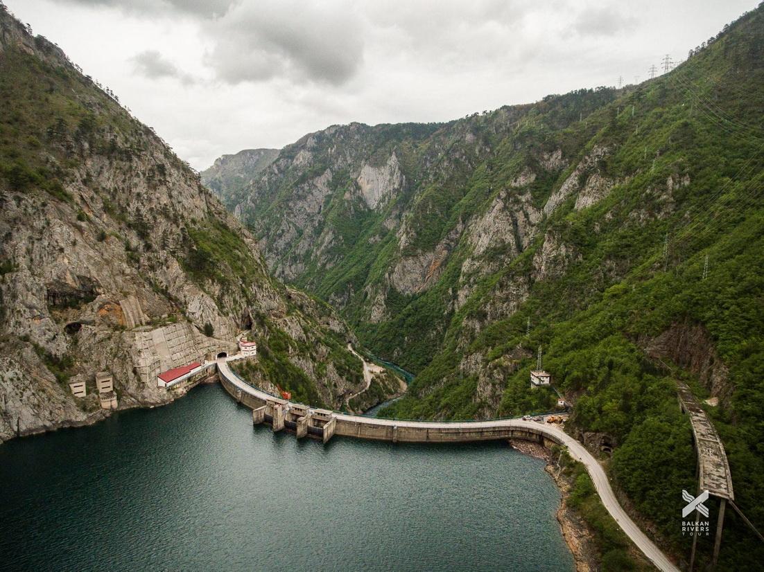 Immer mehr Staaten weltweit überdenken ihre Wasserkraft-Strategie © Matic Oblak