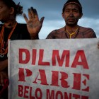 Belo Monte Baustellenbesetzung 2012
