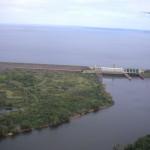 Balbina dam north of Manaus, Brazil