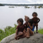 This is where the third largest hydro power plant of the world is planned to be build – the Belo Monte Dam.