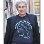 Orhan Pamuk, Turkish Nobel Prize winner in literature, also supports the resistance against Ilisu. Photo: Doga Dernegi