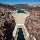 Hoover Dam in Nevada/US. Photo: Jim Lo Scalzo/EPA; Quelle: http://www.theguardian.com/environment/blog/2015/jan/12/12-dams-that-changed-the-world-hoover-sardar-sarovar-three-gorges#im