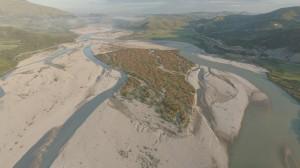 Die Vjosa – der letzte große Wildfluss Europas außerhalb Russlands © Gregor Subic