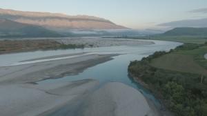Die Vjosa – der letzte große Wildfluss Europas – bekommt Unterstützung von internationalen Wissenschaftlern  © Gregor Subic