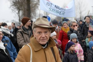 Dr. Bernd Lötsch (c) Rettet die Mur